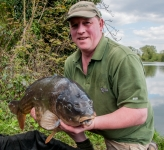 common carp 29 lb 2 oz -b