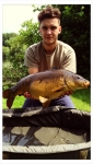 Josh Pankhurst  21.9 mirror, swim 30 (second point) August 14
